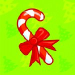 Christmas Gift Tags - candy cane