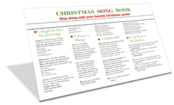 Christmas Song Book Download